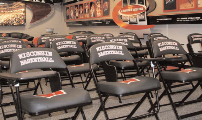 Athletic Chairs for your team!